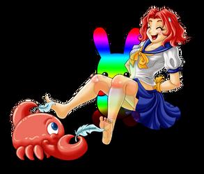 :C: Crabby Tickles