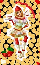 Strawberry Cheesecake - 2016