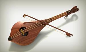Fantasy Fiddle by Dbl-Dzl