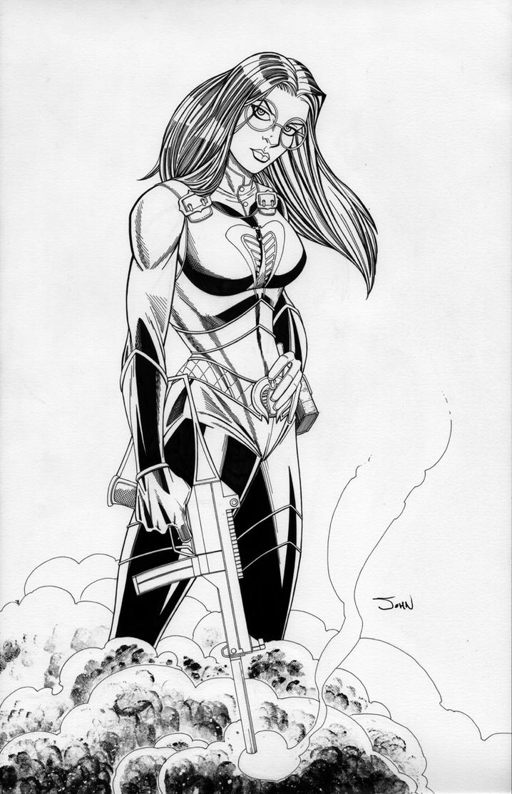 Baroness by JohnJett