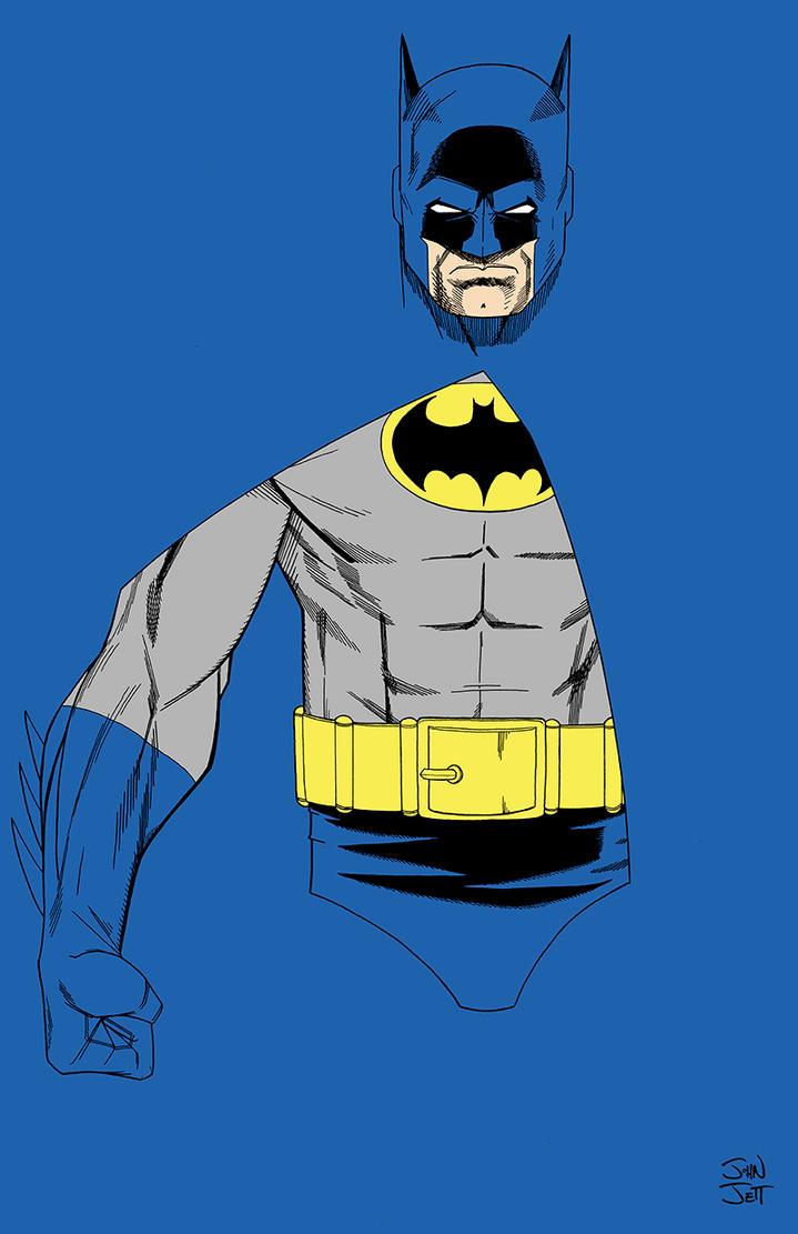 Batman by JohnJett