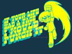 Scott Pilgrim T-shirt Design