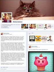 FB Timeline by sajcfan