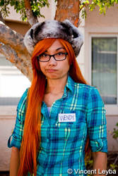 Wendy from Gravity Falls