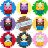 Cupcats 2: Electric Boogaloo