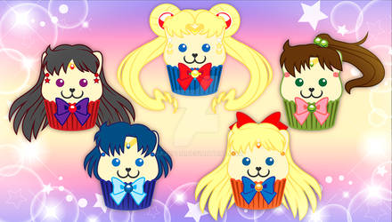 Sailor Cupcats