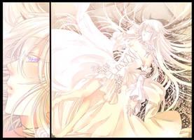 Pandora Hearts. Purity by ShionMion