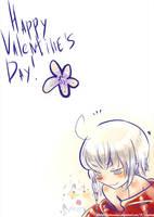 Pandora Hearts. Happy V-day! by ShionMion