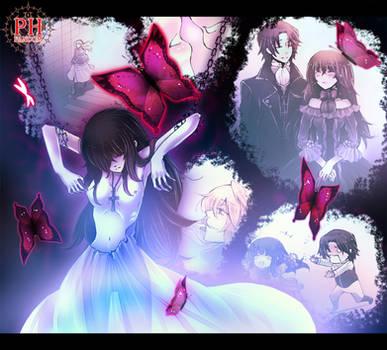 Pandora Hearts. Before the death