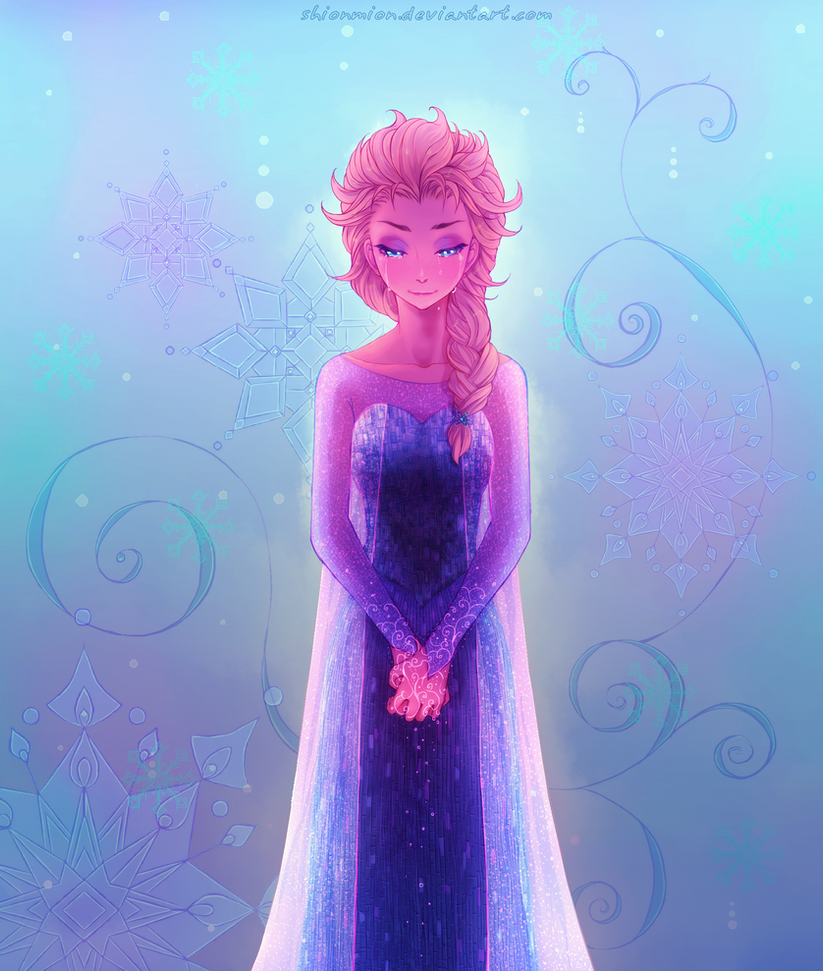 Frozen. Quiescence by ShionMion
