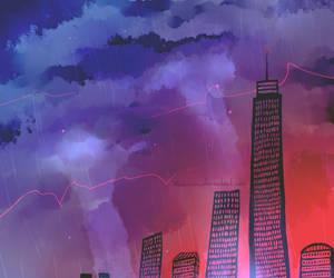 City by ShionMion