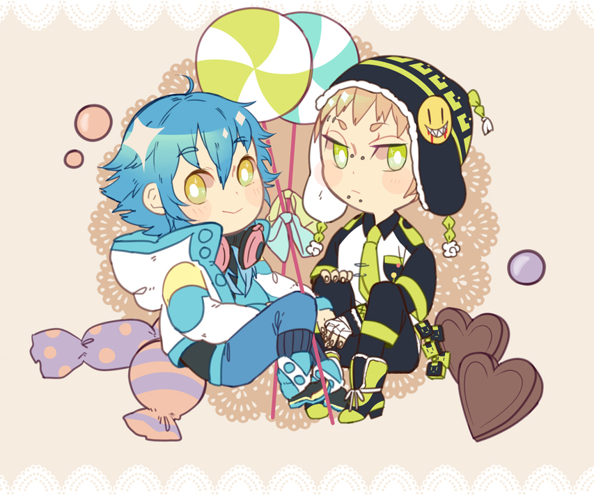 Aoba+Noiz by Tomoji