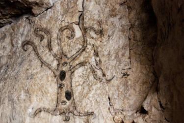 Shoggoth Cave Painting