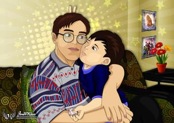 In Memories Of My Father (Khoo Swee Khong) by JonWKhoo