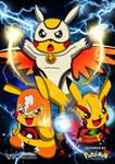 Super Pika Pikachu! (Power Of Three)