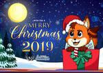 Merry Christmas 2019 (Alister Kingston) by JonWKhoo