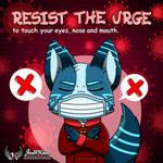 Resist the Urge by JonWKhoo