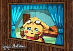 Stuck in Quarantine (Sad Pikachu) by JonWKhoo