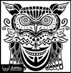 Steam Owl by JonWKhoo