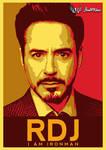 RDJ by JonWKhoo