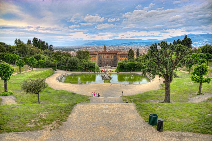 Giardini di boboli by loski on deviantart - I giardini di boboli ...