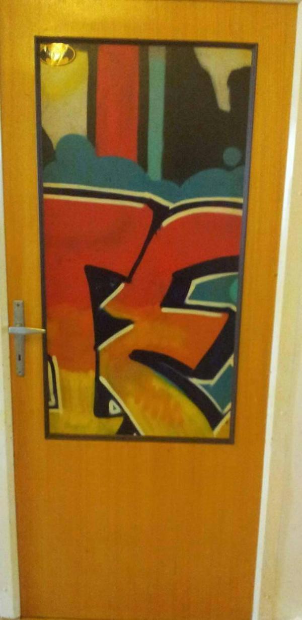 inside door  by muestafach