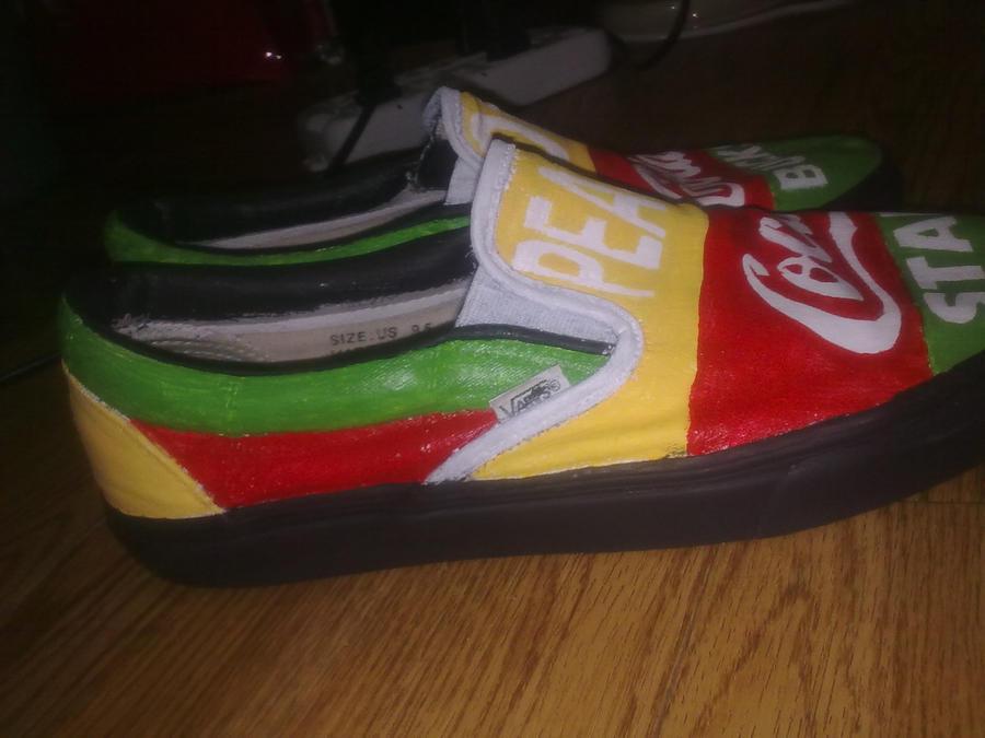 Vans Shoes Reggae