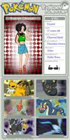 Crystal Pokemon Trainer Meme