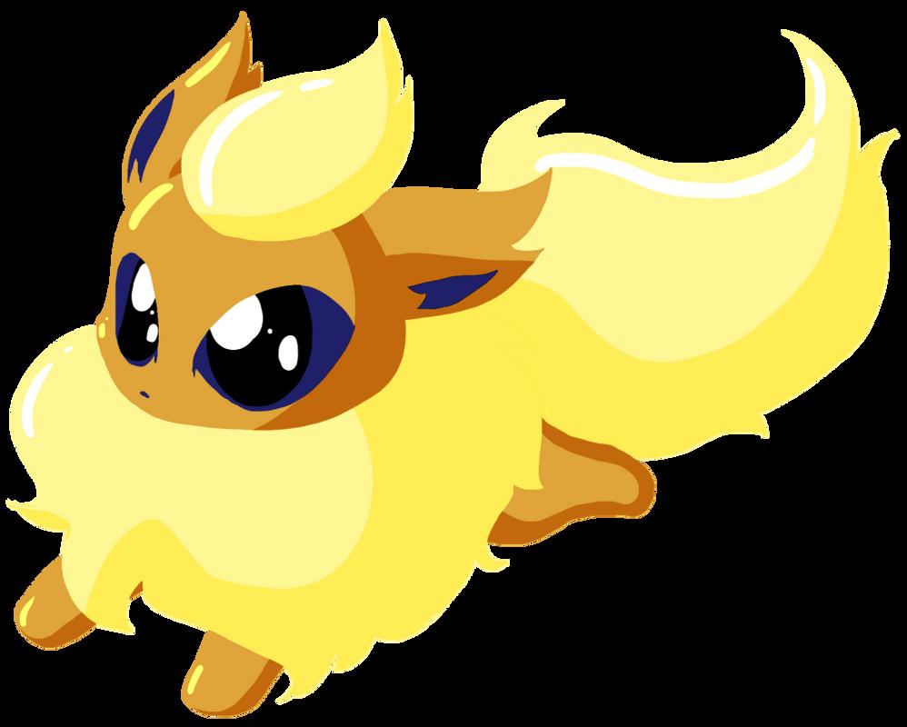 Chibi Shiny Flareon by NoaQepShiny Flareon Pokemon X