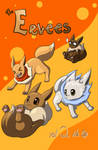 The Eevees Title Page vol. 2