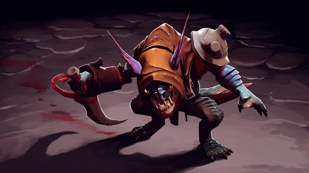 slark harboured assassin by hawtkoffee on deviantart