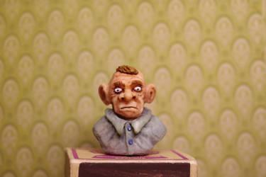 Mad man (In the style of Vasya Lozhkin)