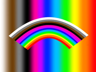 Colorful Colors Rainbow