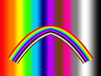 Rainbows Rainbowlight