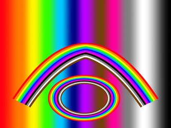 Rainbows light Rainbows
