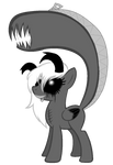 MLP Silent Scream Auction - CLOSED by CreateAdopts
