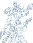 Resident Evil-concept-WIP 2