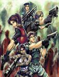 Resident Evil-concept