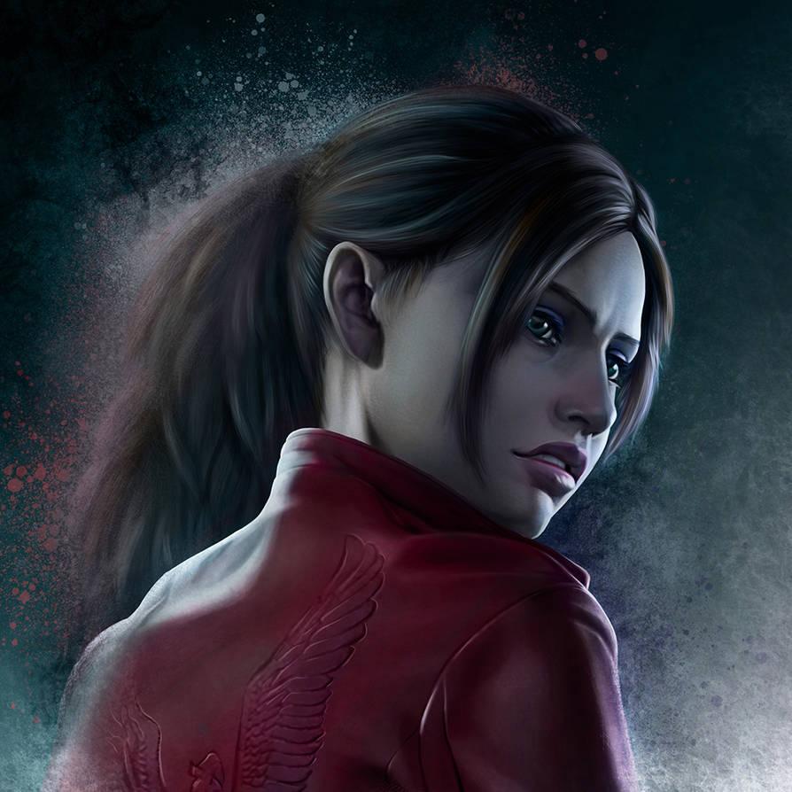 Claire Redfield by JubeiSpiegel