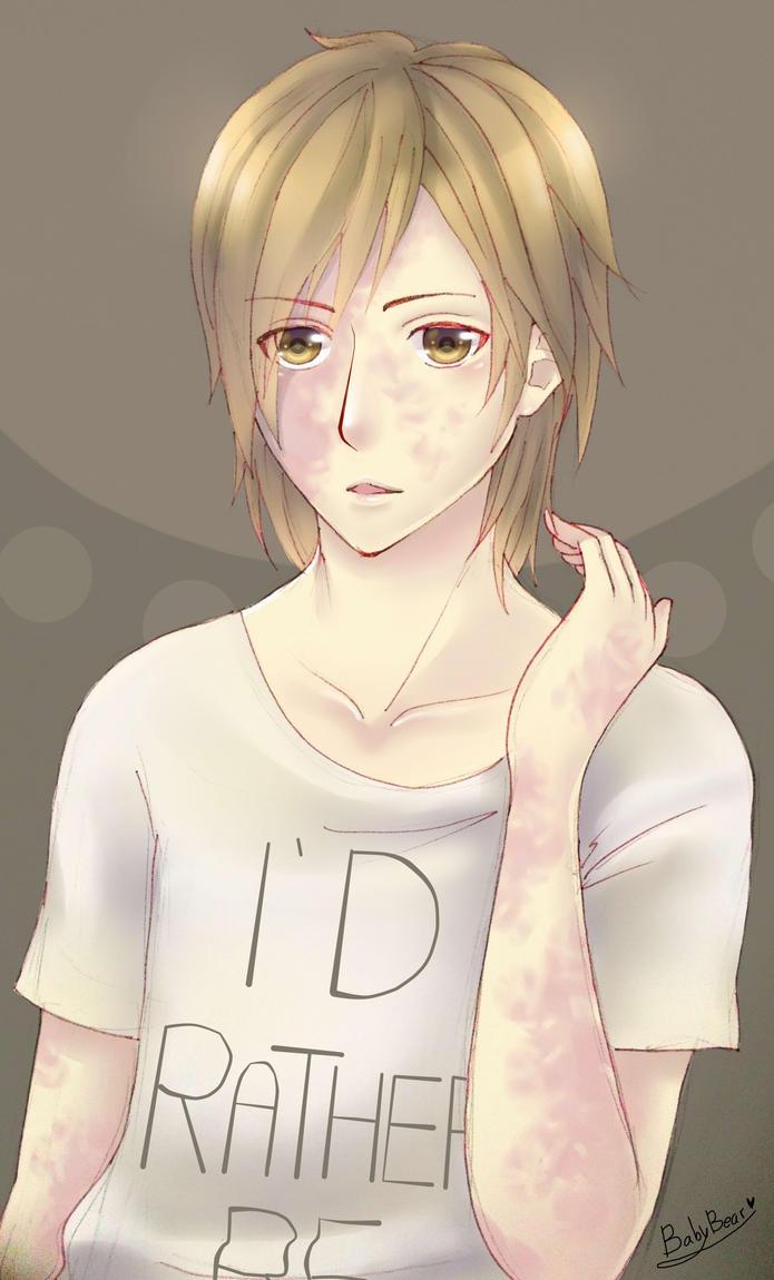 [Art trade] .: {Oh Dmitri} :. by BaByBear-3B