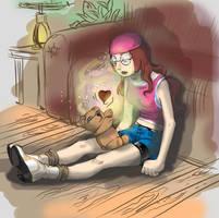 GriffinFan1  Meg by Ashiva-K-I