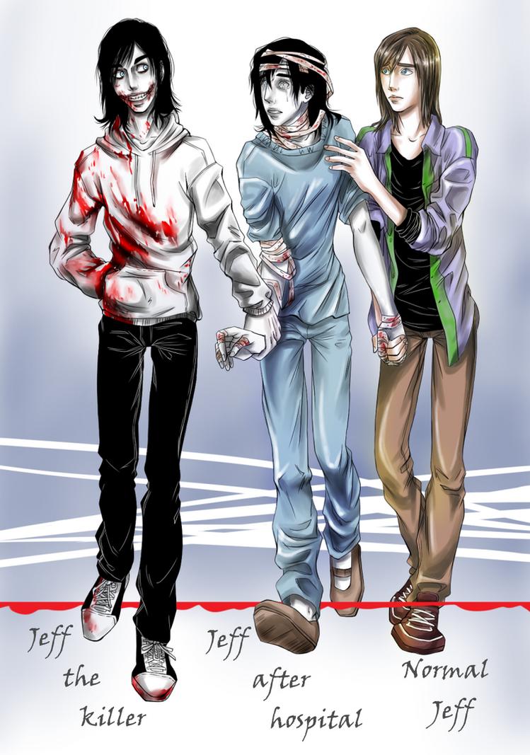 Fan Jeff the killer3 by Ashiva-K-I