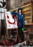 Fan Bloody Painter