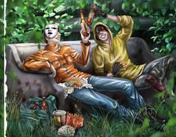 Fan Masky Hoody13 by Ashiva-K-I