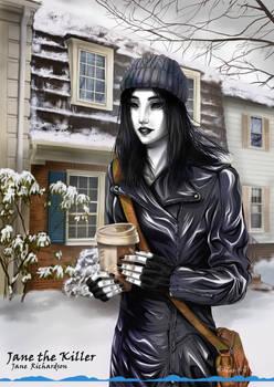 Fan Jane the killer1