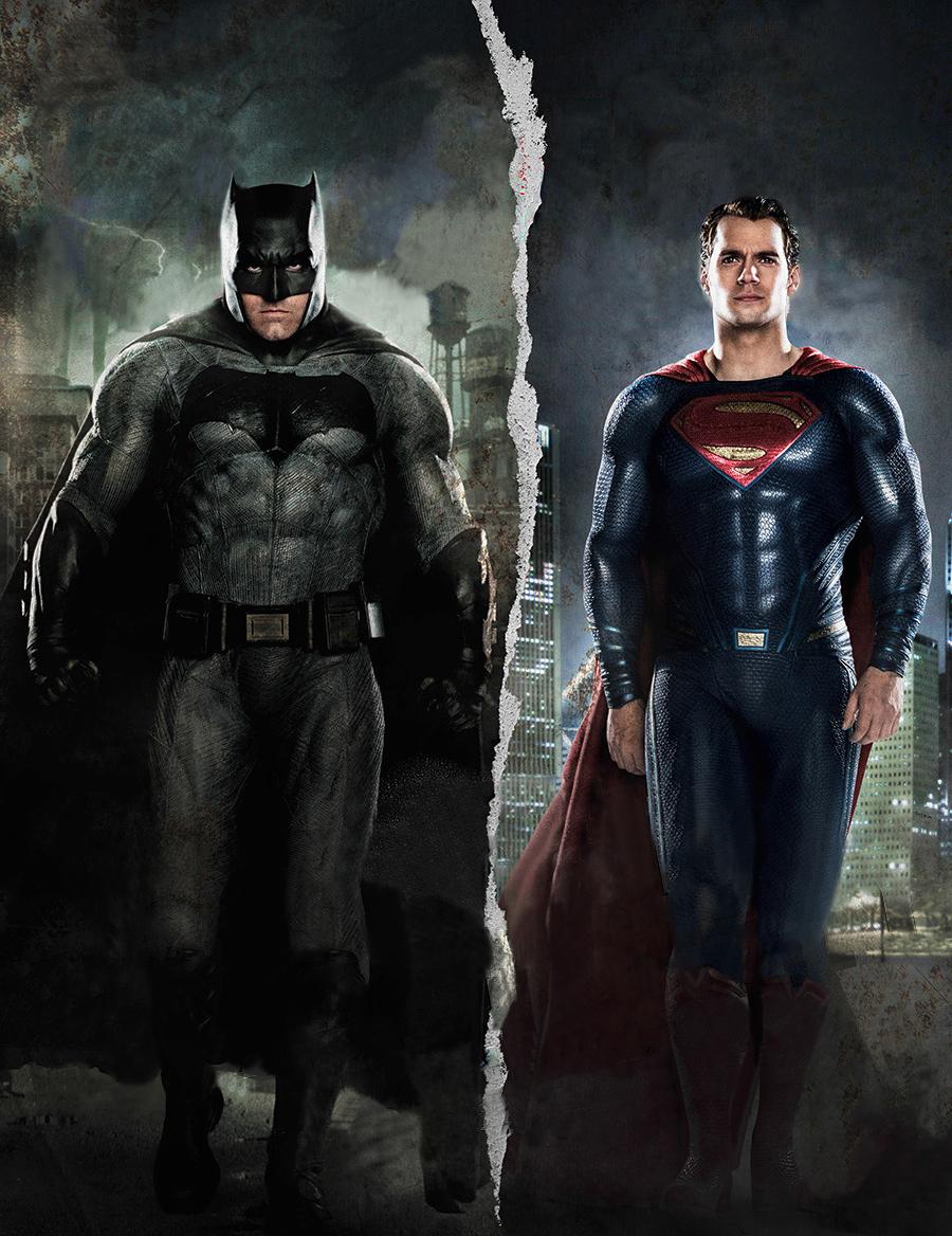 Batman V Superman Cast 01