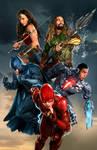 Justice League Cast 07