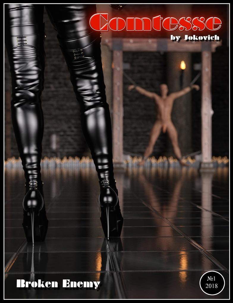 Comtesse - Broken Enemy 01 by Jokovich01