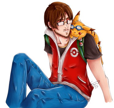 Pokemon Commission by Pavnix