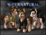 MLP: Supernatural